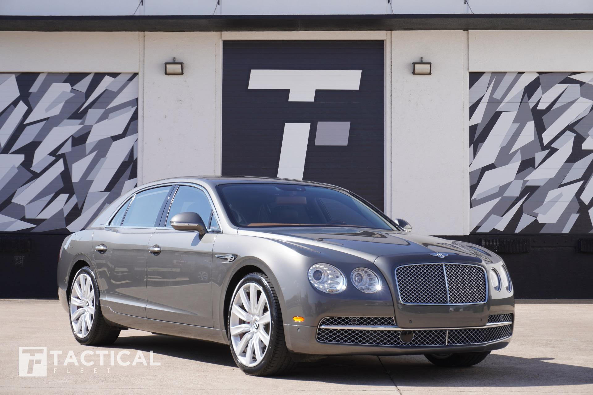 Used 2015 Bentley Flying Spur W12 | Addison, TX
