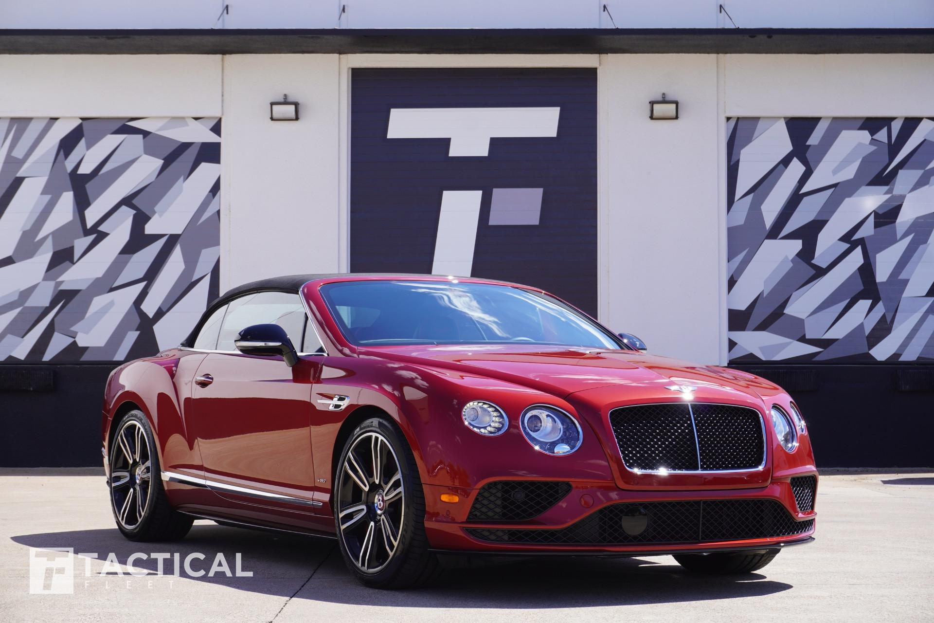 Used 2017 Bentley Continental GT V8 S | Addison, TX