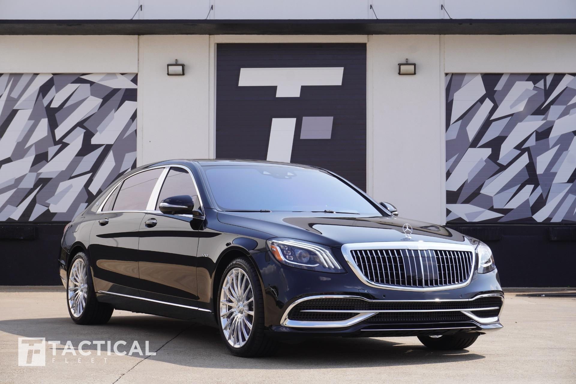 Used 2020 Mercedes-Benz S-Class Mercedes-Maybach S 650 | Addison, TX